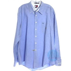 Mens Tommy Hilfiger Dress Shirt